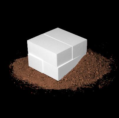 Geofoam square crop